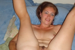 irish amateur milf