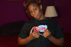 teen amateur ebony girl